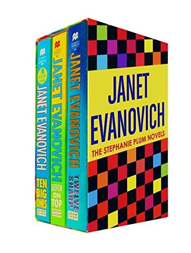 (Janet Evanovich Boxed Set 4 (10, 11, 12): Ten Big Ones, Eleven on Top, and Twelve Sharp (Stephanie Plum Novels))