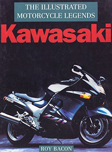 The Illustrated Motorcycle Legends Kawasaki