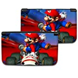 Best BR Man Decals - MARIO KART B Nintendo Old 3DS XL Vinyl Review