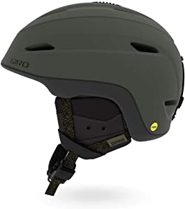 Giro Vue MIPS Asian Fit Snow Helmet with Integrated Goggle Shield