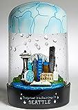 RainGlobes Seattle the Globe that Rains