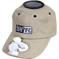 Solarrific W4033 Beige Solar Cooling Hat