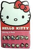 Hello Kitty Ice Cream Sundae Earring 6 Pack