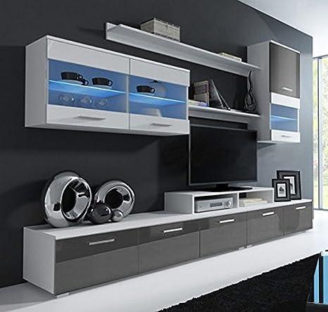 muebles bonitos Letti e Mobili - Mobile da soggiorno Claudia bianco ...
