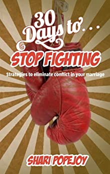 how to stop fighting in a marriage