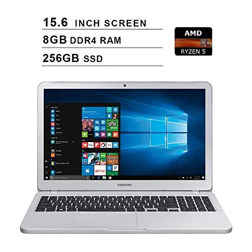 Samsung 2020 Premium Notebook 5 15.6 Inch FHD Laptop (AMD Ryzen 5...