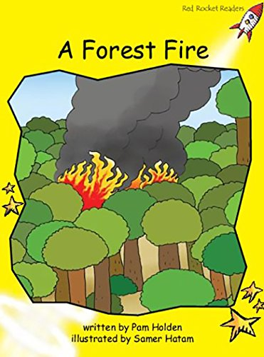 Download A Forest Fire: Early (Red Rocket Readers) pdf epub