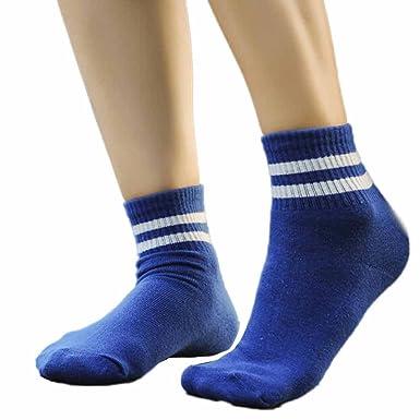 OHQ calcetines Hip Hop Unisex Creativo Harajuku Letter Cotton Skateboard Sock Calcetines CóModos: Amazon.es: Ropa y accesorios