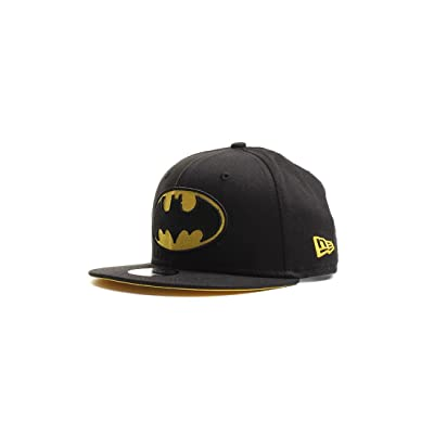 New Era 9Fifty Snapback KIDS Cap - BATMAN black