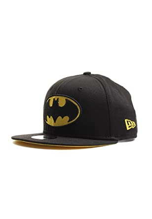 737f7926e44eb New Era Official Team Colour 9Fifty Classic Batman Kids Snapback Cap  (Default