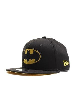 New Era 9Fifty Snapback KIDS Cap - BATMAN black - Youth  Amazon.co ... 0eacf0dcc9a