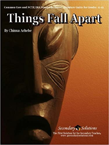 Amazon.com: Things Fall Apart Teacher Guide - Literature Guide for ...