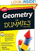 #10: Geometry: 1,001 Practice Problems For Dummies (+ Free Online Practice)
