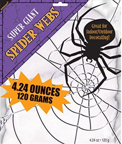 White Spider Web Halloween (Pumpkin Surface Carving Kit)