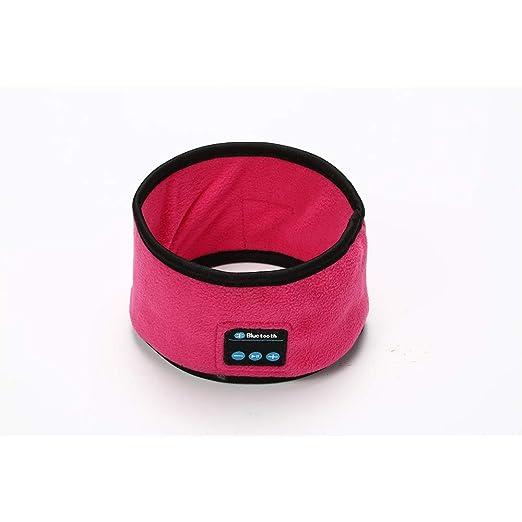 HLW Diadema Bluetooth Auriculares inalambricos Deporte inalámbrico ...