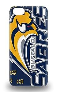 Awesome Design NHL Buffalo Sabres Logo Hard 3D PC Case Cover For Iphone 5c ( Custom Picture iPhone 6, iPhone 6 PLUS, iPhone 5, iPhone 5S, iPhone 5C, iPhone 4, iPhone 4S,Galaxy S6,Galaxy S5,Galaxy S4,Galaxy S3,Note 3,iPad Mini-Mini 2,iPad Air )