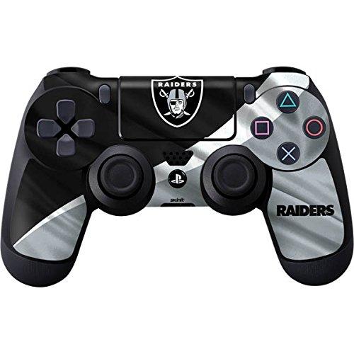 NFL Oakland Raiders PS4 Controller Skin - Oakland Raiders