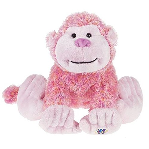 - Webkinz Berry Cheeky Monkey with Trading Cards