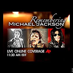 Michael Jackson's Memorial Service (7/7/09)