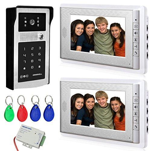 (AMOCAM Video Doorbell Phone, 7