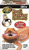 Zoo Med Repti Basking Spot Lamp 100watt for Reptiles
