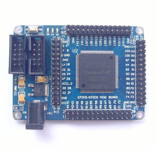 Demo Board Accessories Demo Board & Accessories New Altera Fpga Cycloneii Ep2c5t144 Learning Board Development Board Long Performance Life