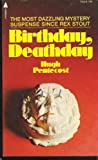 Birthday, Deathday, Hugh Pentecost, 0396065236