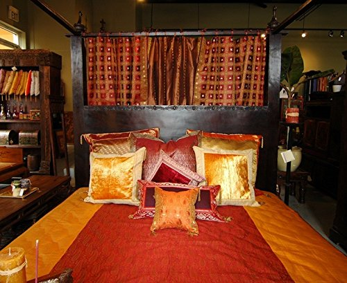 Worldcraft Industries ISHI Canopy Bed, California King