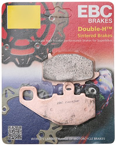 - EBC Brakes FA192HH Disc Brake Pad Set