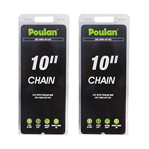 Poulan PLN1510 / PLN1510 Pro Pole Prunner (2 Pack) Replacement 10