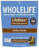 Whole Life Pet LifeBites Chicken Recipe Freeze Dried Food for Cats, 16 oz