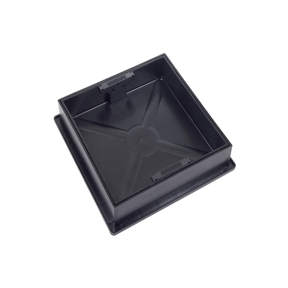 Clark Drain CD300SR Square to Round Recessed Cover and Frame CD 300SR