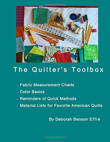 Download The Quilter's Toolbox pdf