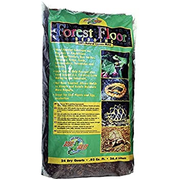 Amazon Com Zoo Med Aspen Snake Bedding 24 Quarts Pet
