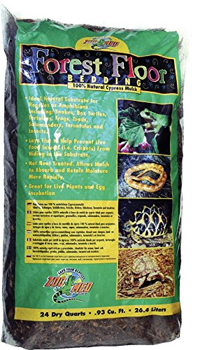 Zoo Med Forest Floor Bedding, 24 Quarts (Substrate Reptile)