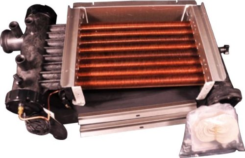 Zodiac R0453303 Complete Heat Exchanger Replacement for Zodiac Jandy LXi Low NOx 250 Pool and Spa Heater