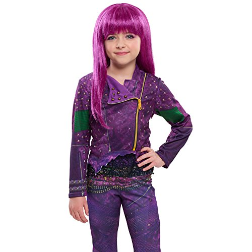 Play Wigs (Just Play Descendants Mal's Dress Up Set)