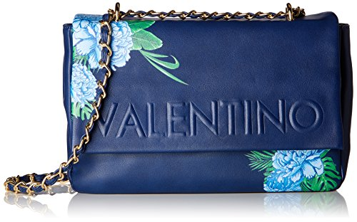 Blu Valentino Multicolor Mario by Women's Valentino Satchels E18 Multicolour Catamarano nq0R6qCpw
