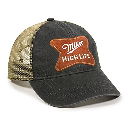 Outdoor Cap Miller High Life Unstructured Mesh Back Cap