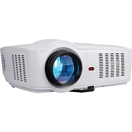 RCA Smart Android Wi-Fi Home Projector, 720P HD, LED, RPJ129