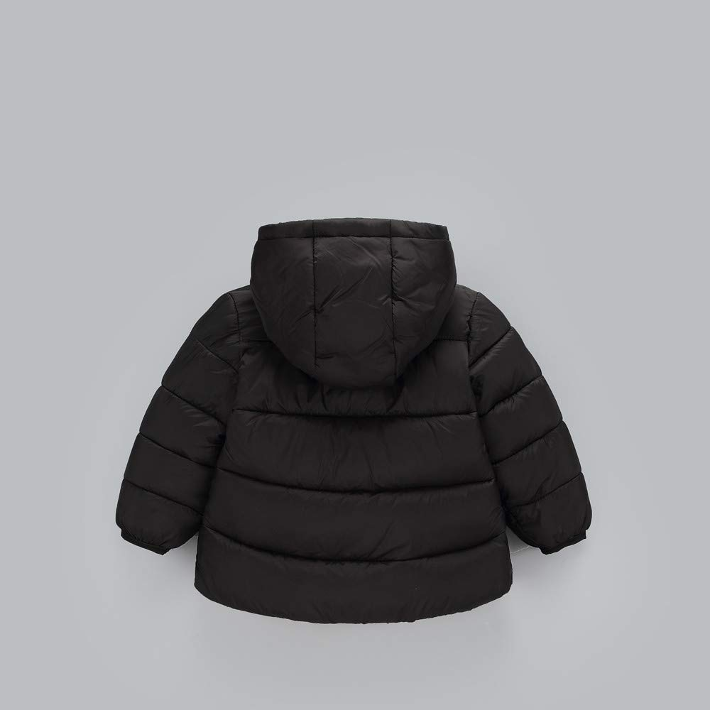 Amazon.com: Winter Coats Kids Hoods Light Puffer Down Floral Jacket Thick Warm Outerwear Little Boys Girls Infants Toddlers: Clothing
