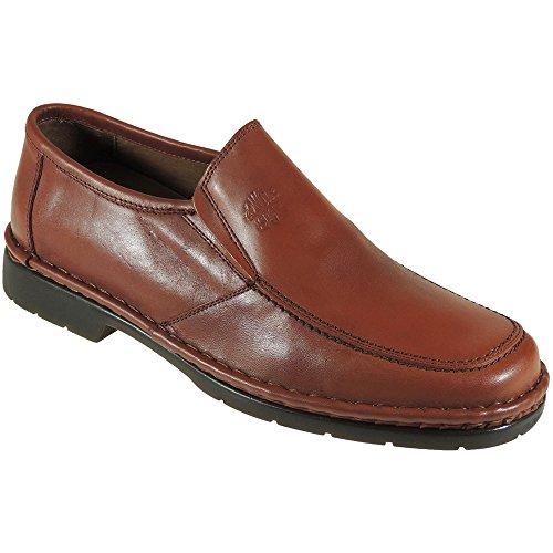 COMODOSPORT. Zapato Casual Confortable - Modelo 6076 CUERO
