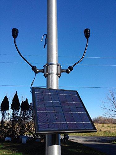 High End Solar Landscape Lighting in Florida - 9