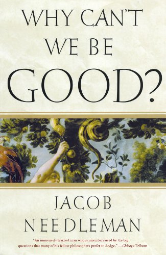 Why Can't We Be Good? cover