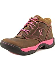 Twisted X Boots Womens WAL0007 All Around Lace Up Boot