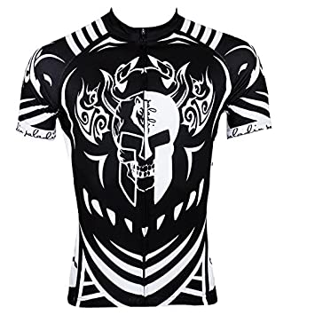 bf707ca17 PaladinSport Men s Bicycle Clothing Short Sleeve Knight Spring and Summer  Style Asian Size 6XL