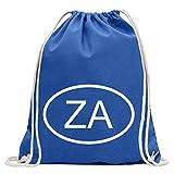 South Africa ZA Fun sport Gymbag shopping cotton drawstring
