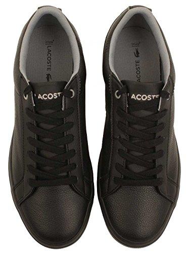 Lacoste Mens, Lerond 317 Lace up Sneakers Black/Black