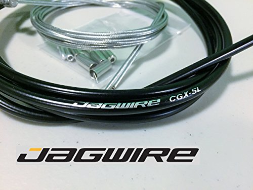 JAGWIRE ROAD SHOP KIT - Complete Brake & Shifter Cable and Housing Kit- Black - SRAM/Shimano by Jagwire (Image #2)