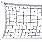 EFFT Life Classic Volleyball Net Replacement for Outdoor Sports Garden Schoolyard Backyard Beach
